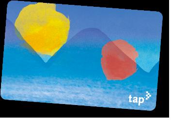 metro tap card